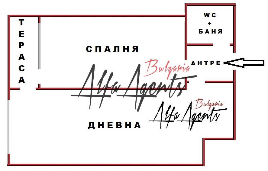 Алфа Агенти недвижими имоти Варна | 2-стаен Младост