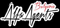 AlfaAgenti logo недвижими имоти варна