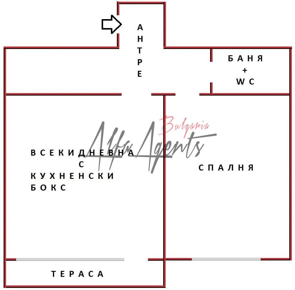 Алфа Агенти недвижими имоти Варна | 2-СТАЕН , Левски