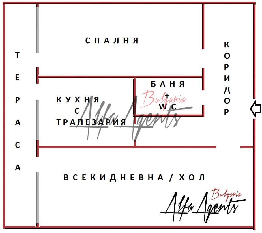 Алфа Агенти недвижими имоти Варна   3-СТАЕН , Владиславово