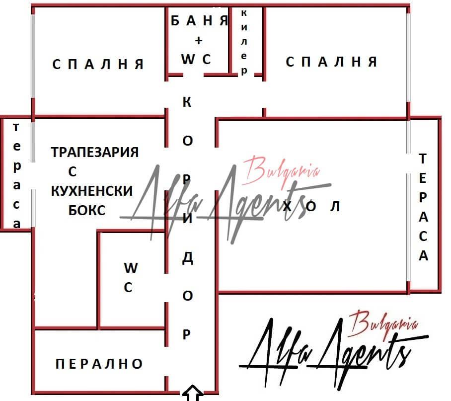 Алфа Агенти недвижими имоти Варна   4-СТАЕН , Аспарухово