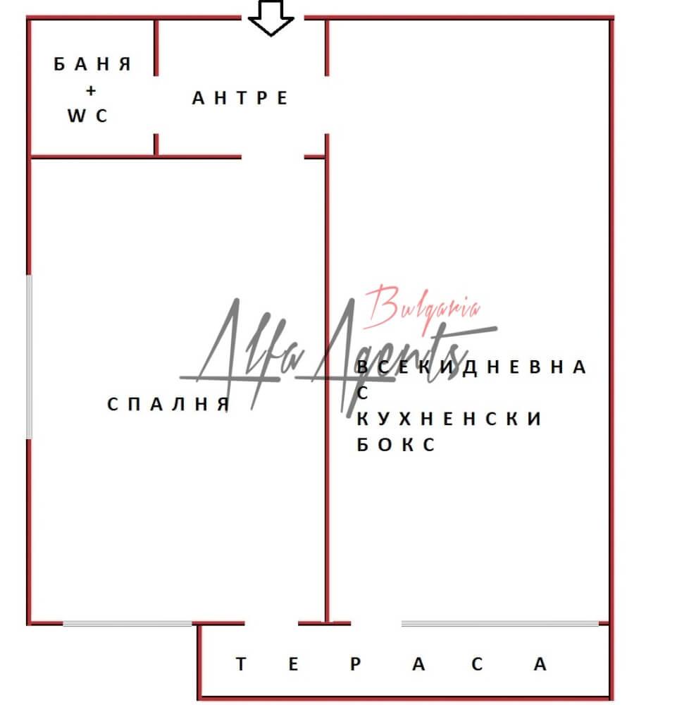 Алфа Агенти недвижими имоти Варна | 2-СТАЕН , Кайсиева градина