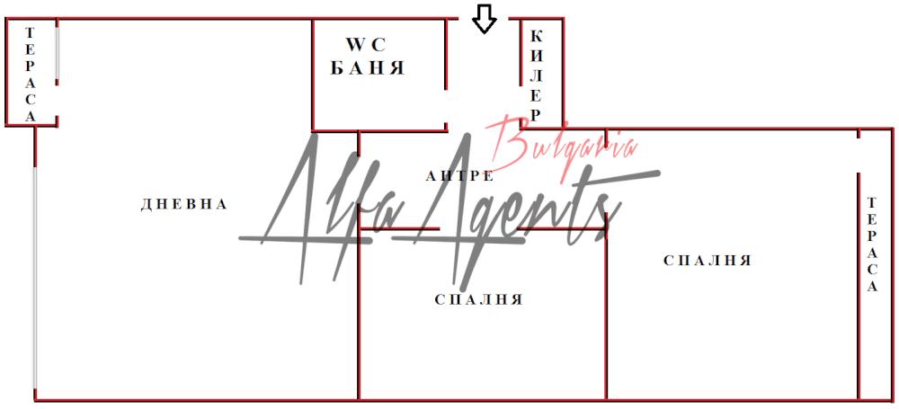 Алфа Агенти недвижими имоти Варна   Тристаен, Левски
