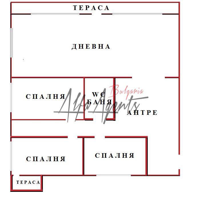 Алфа Агенти недвижими имоти Варна   Четиристаен, Бриз