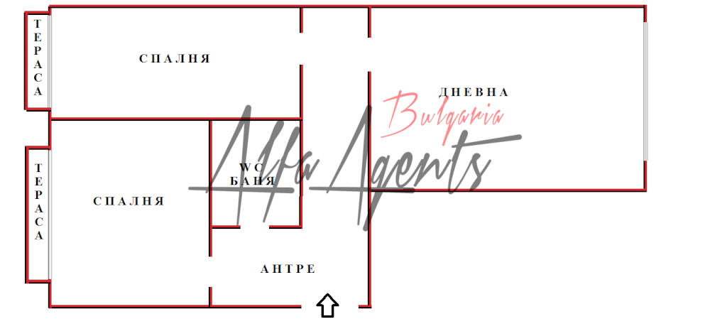 Алфа Агенти недвижими имоти Варна | Тристаен, Център