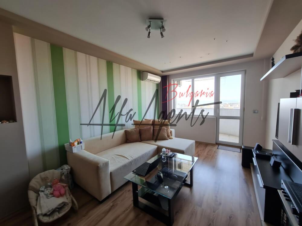 Алфа Агенти недвижими имоти Варна   тристаен апартамент